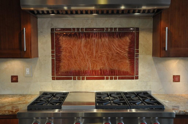 Stove Backsplash Designs Images
