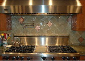 Turchi Backsplash